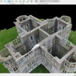 PIX4D point data 3D