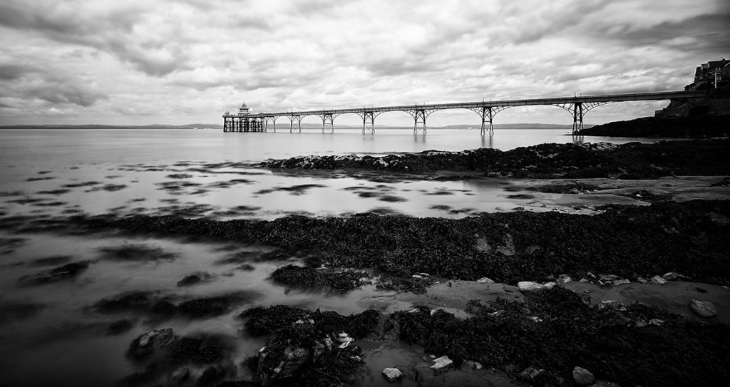 Clevedon Pier Long Exposure