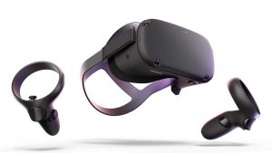 oculus quest vr goggles