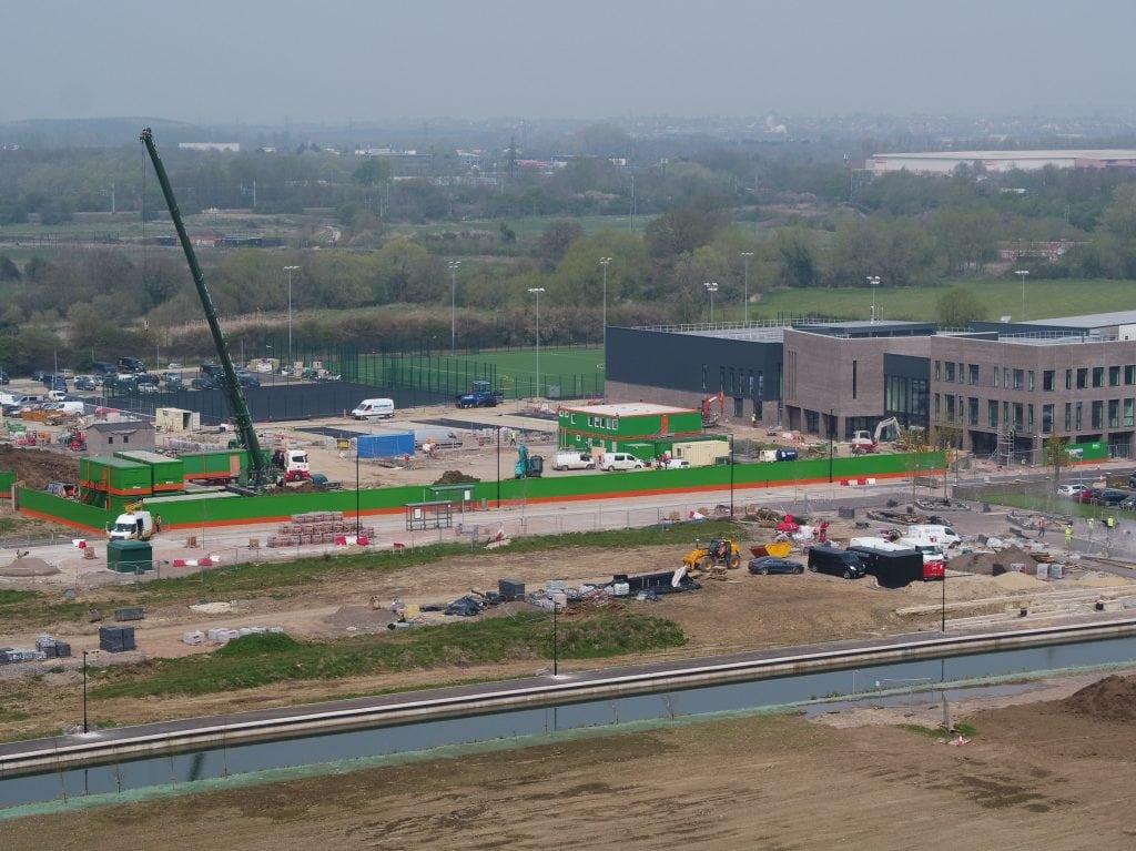 Construction Sites 1