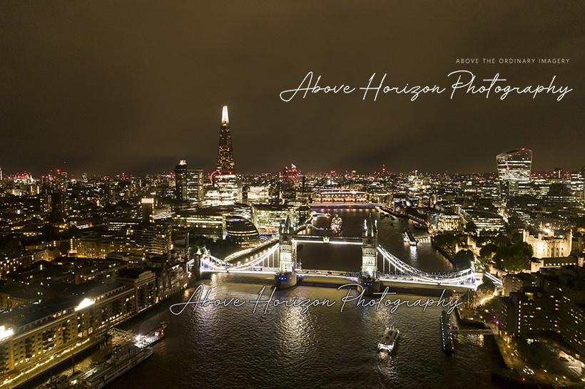 Tower Bridge Drone Photo