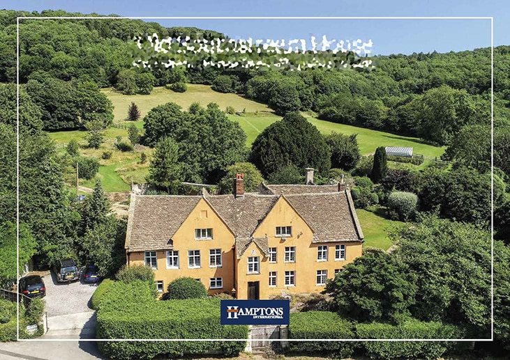 Estate Agent Brochure Example 1